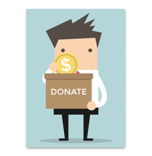 Donation €10,-