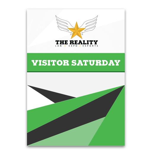 VISITOR Saturday Ticket