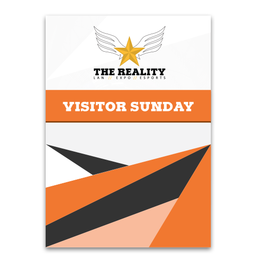 VISITOR Sunday Ticket