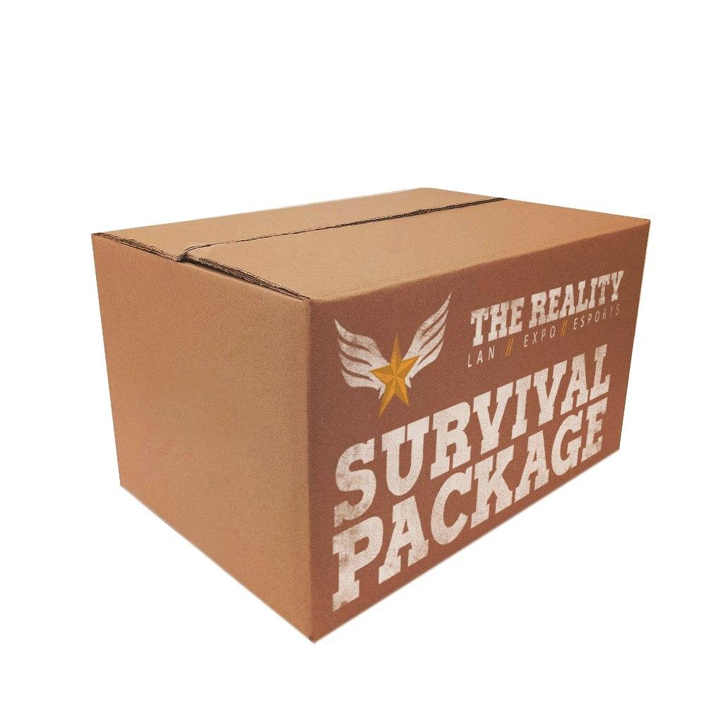 The Reality Online - Survival Pack