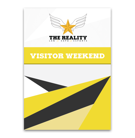 VISITOR Weekend Ticket